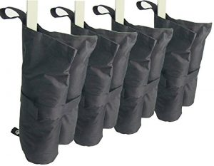 Leg weight bags