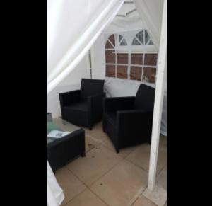 gazebo furniture inside