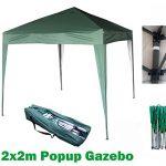 Green MCC Home Gazebo