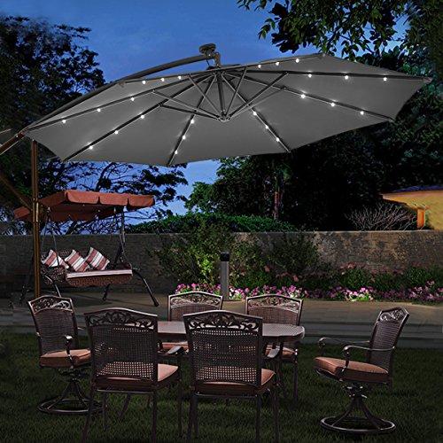 3 Best Cantilever Garden Parasols 7