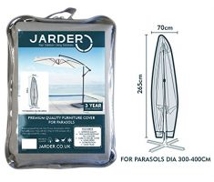 3M CANTILEVER PARASOL SET – JARDER 4