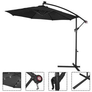 3m cantilever parasol