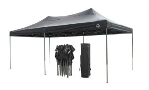 all seasons gazebo 6x3 open