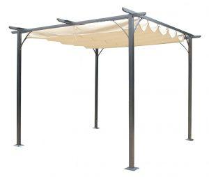 jarder retractable roof pergola