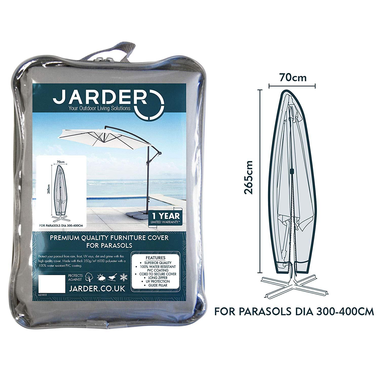 3 Best Cantilever Garden Parasols 4