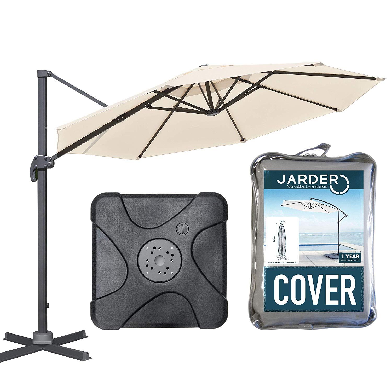 3 Best Cantilever Garden Parasols 3