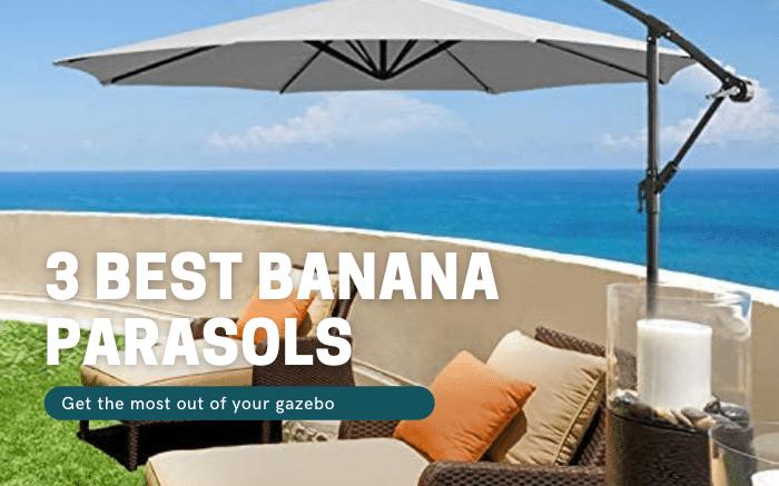 Best Banana Parasols