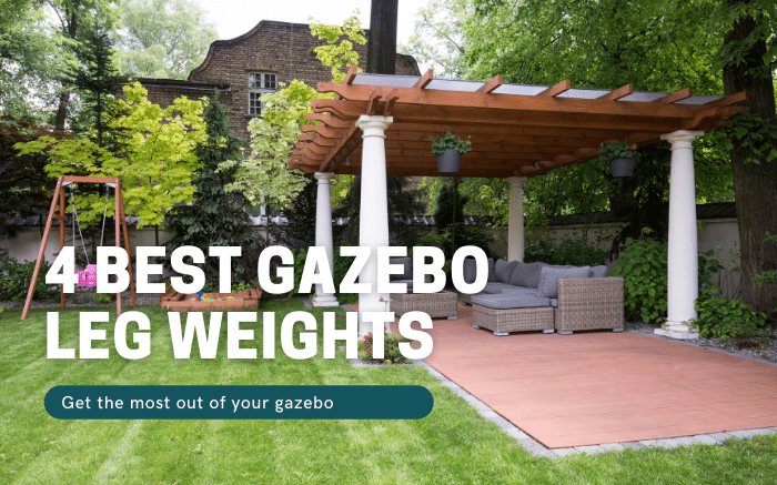 Best Gazebo Leg Weights