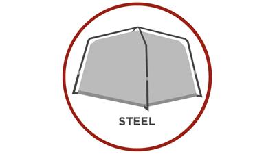 coleman steel frame