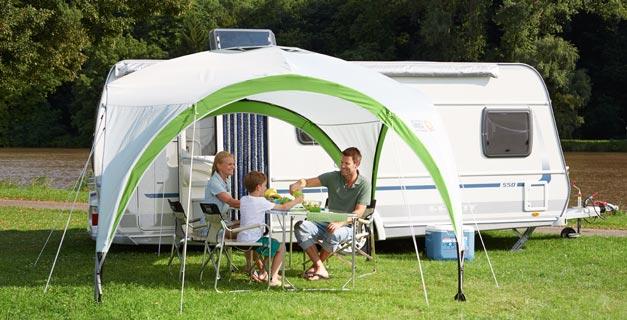 coleman gazebo camping