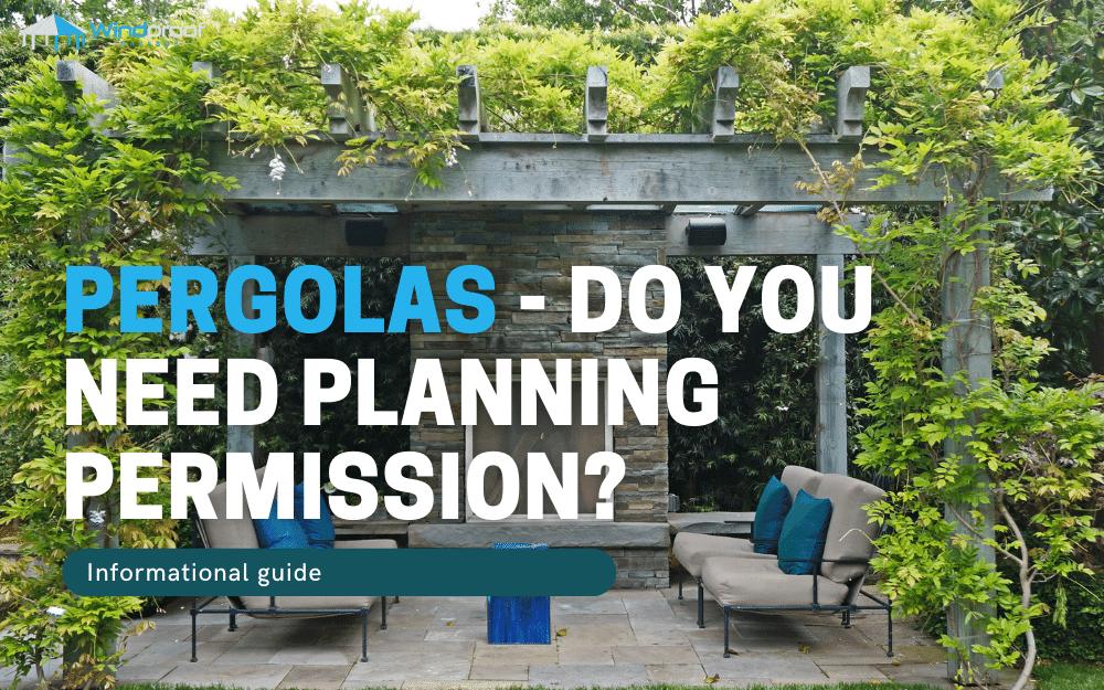 pergola planning permission