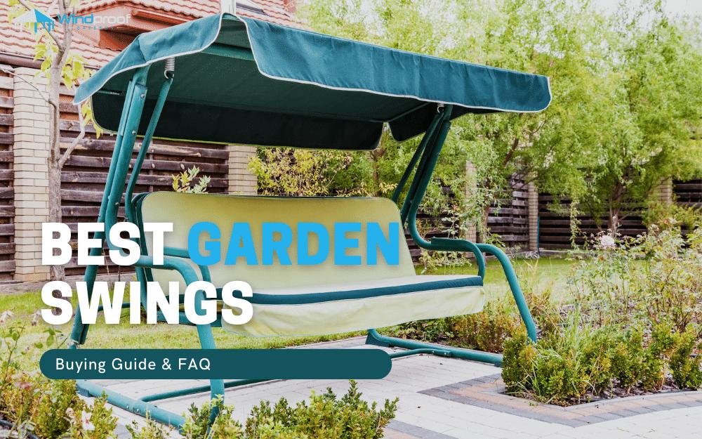 best garden swings for adults